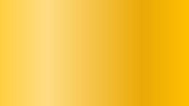 Fond de couleur dégradé or pour la décoration graphique métallique