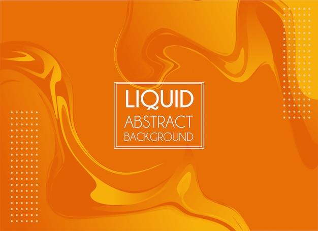 Fond de couleur liquide