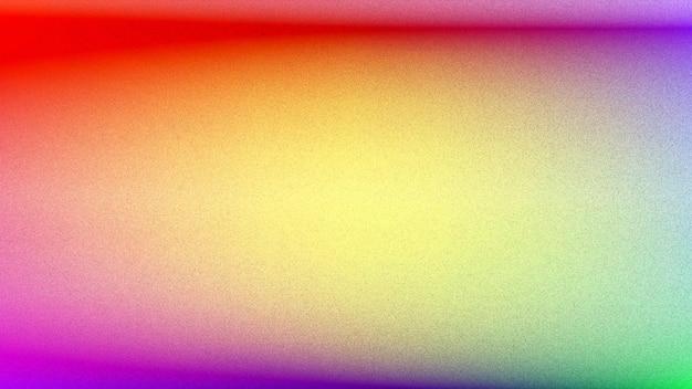 Fond de couleur vibrante granuleuse