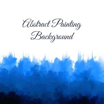 Fond de coups de pinceau abstrait