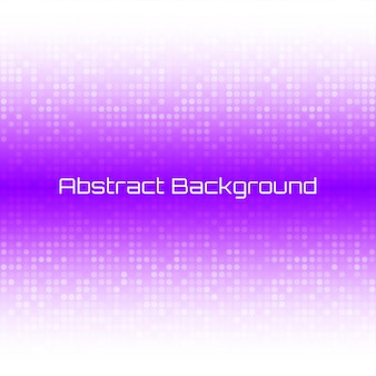 Fond de couverture abstrait technologie violet brillant