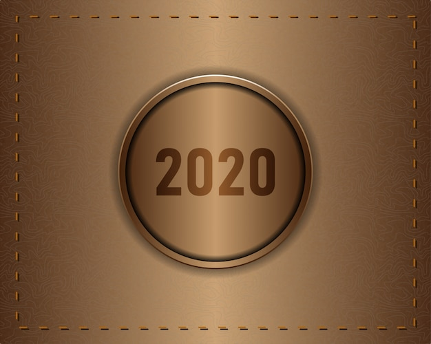 Fond de cuir réaliste textures 2020