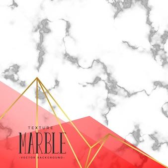 Fond d'effet texture marbre branché