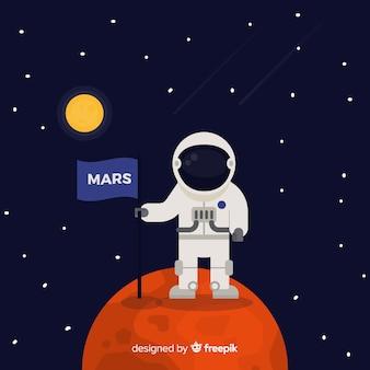 Fond de Mars