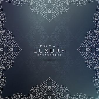 Fond décoratif de luxe abstrait