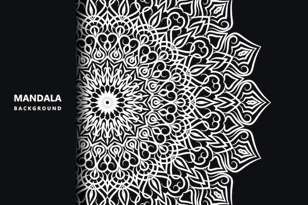 Fond de décoration islamique