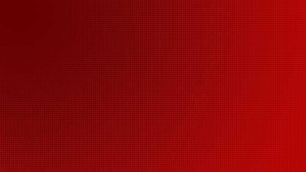 Fond dégradé abstrait demi-teinte en couleurs rouges