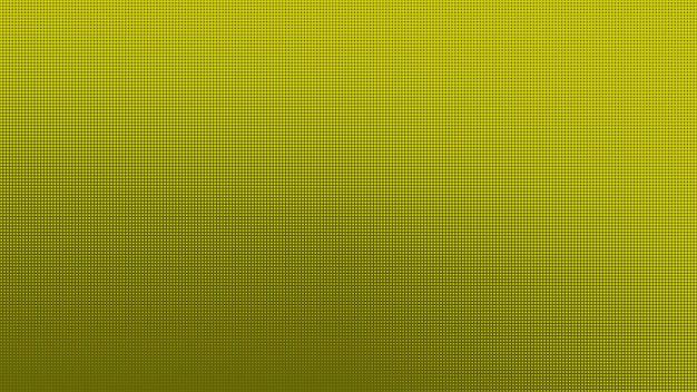 Fond dégradé abstrait demi-teinte dans des couleurs jaunes