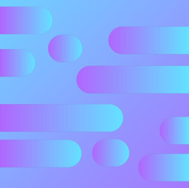 Fond dégradé bleu et violet abstrait