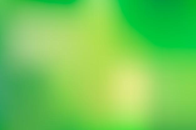 Fond dégradé dans des tons verts