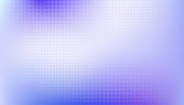 Fond dégradé de demi-teinte bleu abstrait