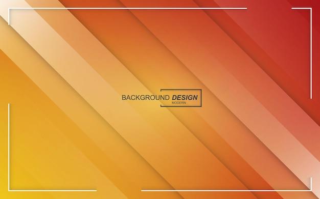 Fond dégradé géométrique abstrait coloré