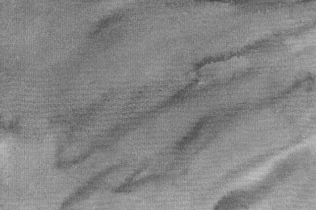 Fond dégradé de texture aquarelle gris