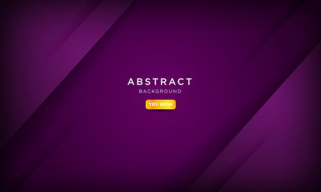 Fond dégradé violet abstrait avec des rayures