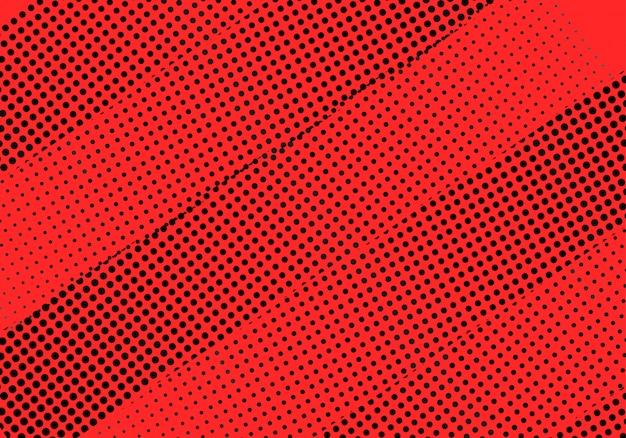 Fond de demi-teinte abstrait rouge