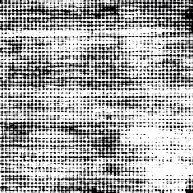 Fond de demi-teinte grunge superposition en détresse. texture de points de demi-teintes.