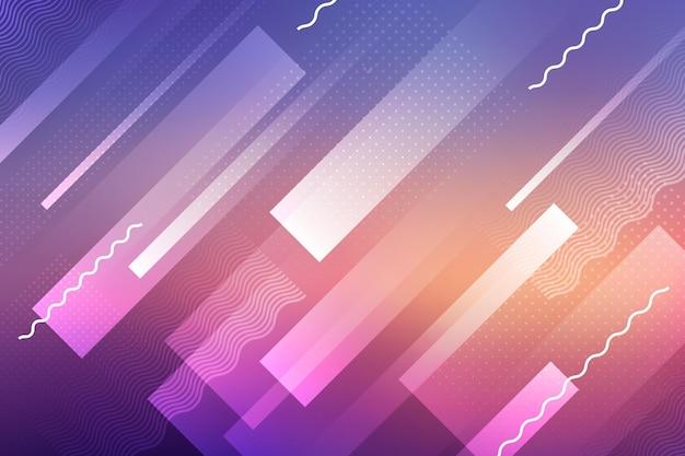 Fond de demi-teintes de conception abstraite