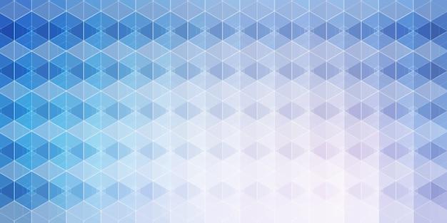 Fond avec dessin géométrique