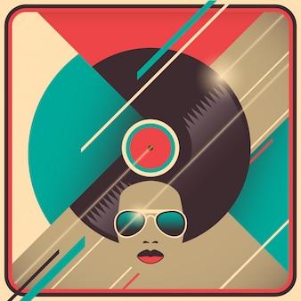 Fond disco