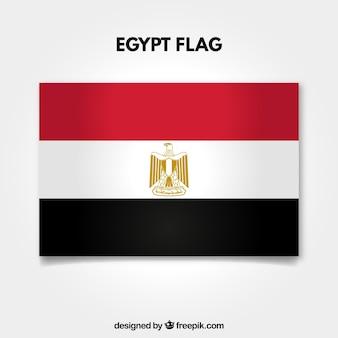 Fond de drapeau de l'egypte