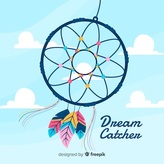 Fond de dreamcatcher
