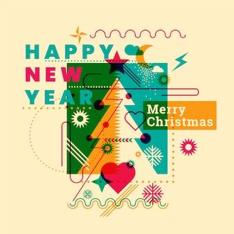 Fond du nouvel an