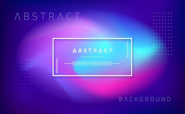 Fond dynamique abstrait et moderne pour vos conceptions de pages de destination ou de sites web.