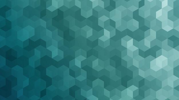 Fond d'écran abstrait cube