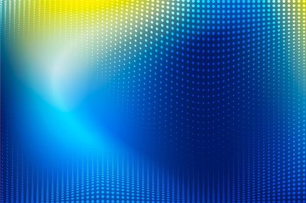 Fond d'écran abstrait demi-teinte