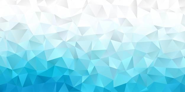 Fond d'écran abstrait polygone géométrique