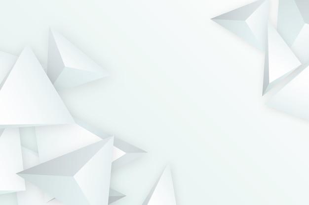 Fond d'écran blanc abstrait