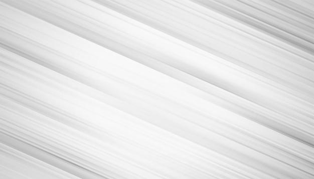 Fond d'écran blanc avec des lignes de bande de mouvement