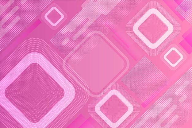 Fond d'écran avec demi-teinte abstraite