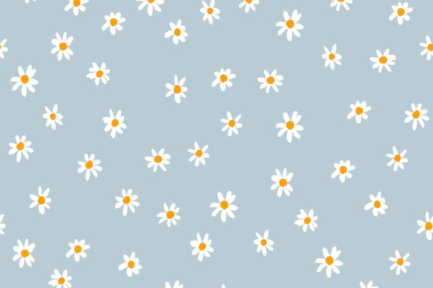 Fond d'écran fleur fond d'écran, vecteur mignon