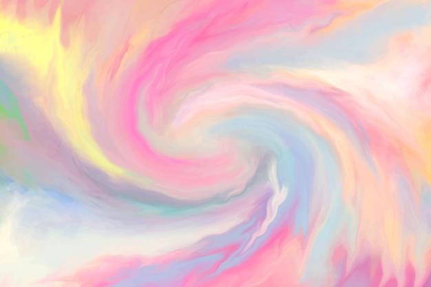 Fond d'écran de mouvement de fumée pastel