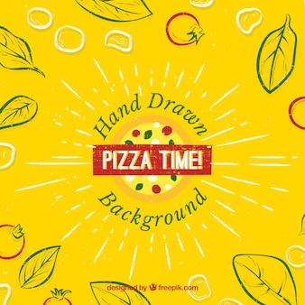 Fond d'écran pizza
