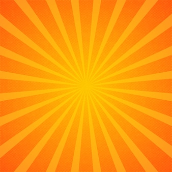 Fond d'écran sunburst