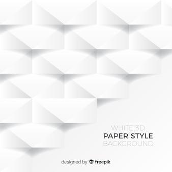 Fond d'effet de papier