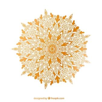 Fond de elegante mandala