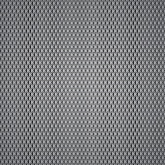 Fond fait de petites pyramides grises
