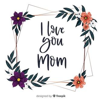 Fond de fête des mères
