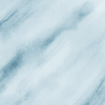 Fond de feuille aquarelle bleu. texture de papier peint à la main.