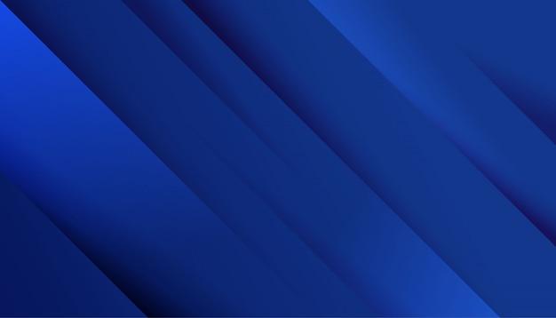 Fond de forme de bande géométrique minimale