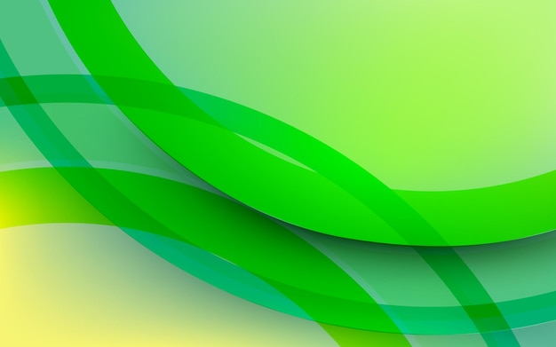 Fond de forme géométrique de couleur verte abstraite. conception pour bannière de médias sociaux, dépliant d'affiche, affiche, brochure, dépliant, web