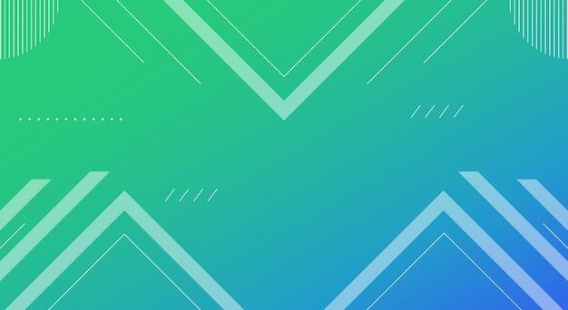 Fond de forme géométrique