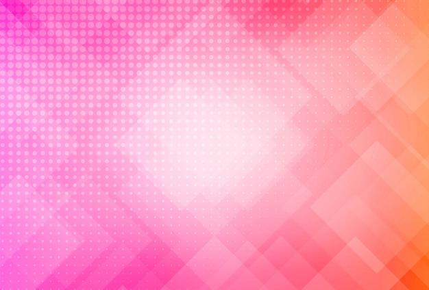 Fond de formes géométriques colorées modernes