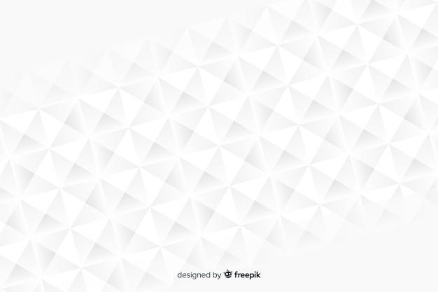 Fond de formes géométriques dans le style de papier
