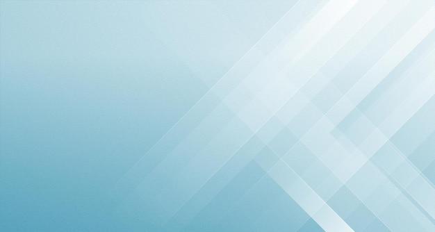 Fond futuriste abstrait bleu doux