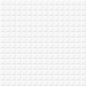 Fond géométrique blanc