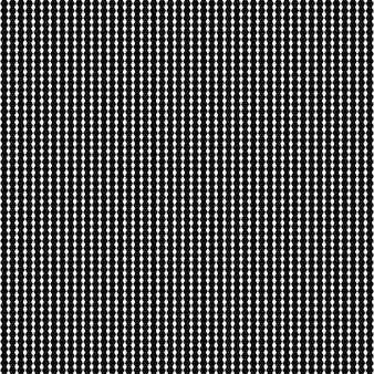 Fond géométrique carré demi-teinte noir et blanc